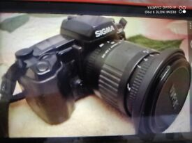 Offers. New Sigma Digital camera. Collect today cheap. Open to offers