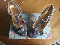 Irregular Choice heels size 6