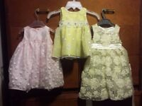 Occasion baby girl dress