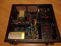 Desktop PC, Intel i5 3570K, 8GB RAM, AMD Radeon HD7850, SSD Samsung 840 Pro, Ubuntu