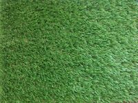 Artificial Grass for Sale - Two unused off cuts 4m X 2m & 7m X 3.5m both 30mm deep