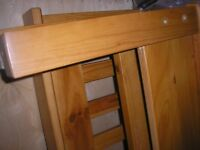Double bed Pine Frame for sale