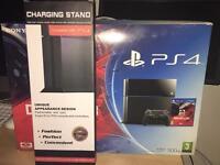 SONY PS4 BUNDLE + 2 GAMES BARGAIN MUST SEE LOOK !!!!!