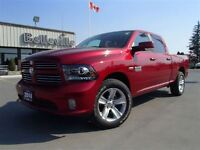 2014 Ram 1500 Sport-Remote Start AND Security-NAV