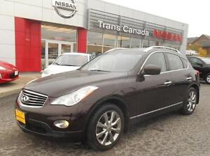 2008 Infiniti EX EX35 Luxury AWD