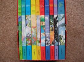 Classic Childrens Book Set -Boxed
