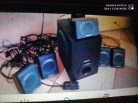 Cheap. PC multimedia speakers. Excellent quality. can deliver locally.