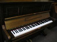 Piano German Overstrung