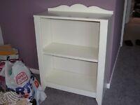 Ikea White Small Bookcase