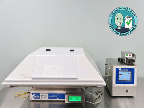 GE Wave 20/50EHT Bioreactor (50 liter tray) with Warranty SEE VIDEO
