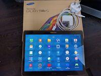 """Samsung Galaxy Tab S 10.5"""" - 16GB - SM-T805 (3G, 4G/LTE & WiFi)"""