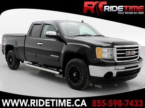 "2013 GMC Sierra 1500 4WD Ext Cab 143.5"" SL Nevada Edition"