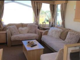 Large 3 bedroom caravan isle of Sheppey Kent