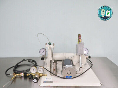 Parr 3911 Shaker Hydrogenation Apparatus With Warranty See Video