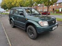 Toyota, LAND CRUISER COLORADO, 1999, Automatic, 3.0L Diesel, LWB 8 Seater