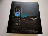 LOGITECH HARMONY ULTIMATE REMOTE CONTROL TOUCH SCREEN COMPLETE BOXED