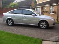 Vauxhall Vectra 1.8 Exclusive Full Service History