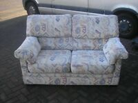 really nice 2 seater sofa 18 months old cost £650 bargain £45.oo
