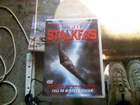Night Stalkers on DVD.