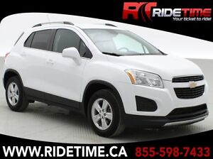 2015 Chevrolet Trax LT AWD - Alloy Wheels, Automatic