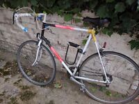 Peugeot Road Bike ideal for someone approx 6ft. Good condition. Available to collect and ride away.