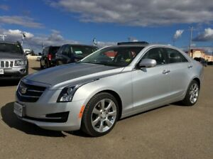 2015 Cadillac ATS 2.0T Luxury AWD *Backup Cam* *Heat Leather* *S