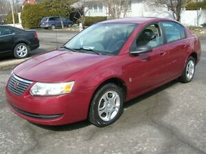 2005 Saturn ION 2 4dr Sdn Ion 2 Midlevel Auto