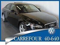 2011 Audi A4 2.0T Quattro Premium Cuir+Toit Ouvrant