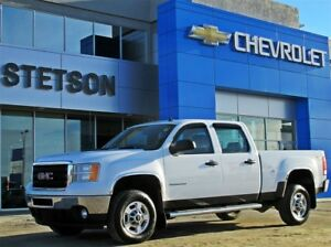 2011 GMC SIERRA 2500HD WT SL Package Crew Cab LOW KMS Locking Di