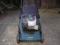 hayter harrier 48 .. lawn mower