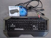 Mad Catz V7 Gaming Keyboard