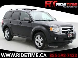2011 Ford Escape XLT - SYNC, SiriusXM Capable, Low KM's