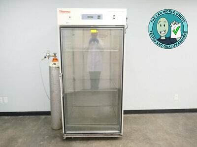 Thermo Forma 3950 Reach-in Co2 Incubator With Warranty See Video