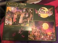 500 piece fairy puzzles
