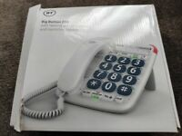 Cheap BT telephone. Brand New boxed. very good cheap. collect today cheap.