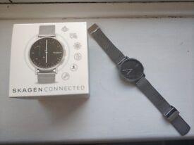 Skagen Connected Mens Signatur Hybrid Watch
