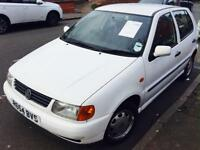 1998 VOLKSWAGEN POLO 1.4 CI - AUTOMATIC - LOW MILES - FULL SERVICE HISTORY - CHEAP