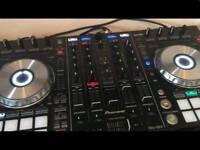 Pioneer dj controller DDJ‑SX2