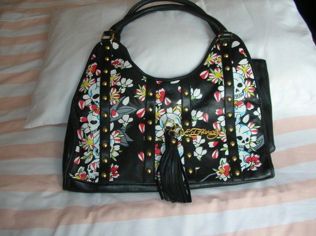 Ed Hardy Designer Handbag