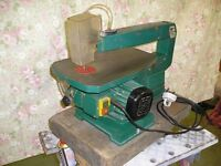16 Inch Scroll Saw 240 Volts Good Working Order