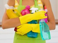 Weekly professional cleaning service!