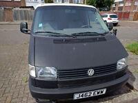 VW Transporter T4 Dayvan LHD 2.4 Diesel
