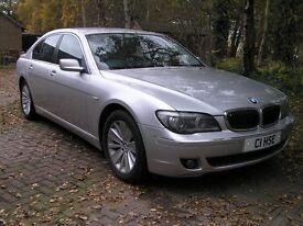BMW 730d SE Auto