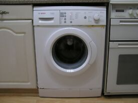 Used Bosch 6KG Washing Machine White