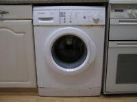 Used Bosch 6KG Washing Machine White