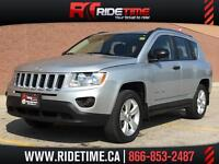 2012 Jeep Compass Sport - A/C, Automatic, LOW KM's