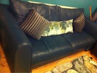 Navy Blue Sofa in great condition