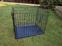 Dog Gage Ideal for Puppy Training