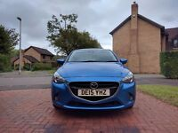 Mazda 2 1.5 Sports launch edition (89bph). Tax only £20 a year. 10 months manufacturers warranty.