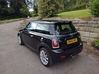 Mini Cooper S for sale - 3 new tyres, front brake pads, MOT, full service history